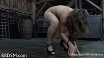 Whipping a wicked worthless chick