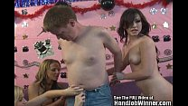 Ash Hollywood Gives Hand Job To Fan!