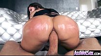 Anal Sex With Curvy Big Oiled Up Butt Girl (aleksa nicole) movie-01