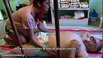 ABDL Mommy diaper checks you and also diaper lover only videos 2019