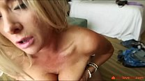 Japanmomsex | great blowjob from a hot milf blonde thumbnail