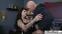 Sex In Office With Kinky Slut Big Melon Girl clip-14