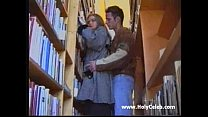 Fucking Hot girl in library