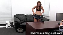 Petite Young Teen Casting Tape image