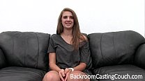 Petite Young Teen Casting Tape