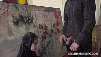15128 Busty Muslim negotiates with sex preview