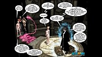 3D Comic: Shadows of the Past. Episode 10 Preview