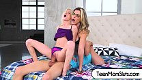 Horny chick Cory Chase getting pounded by hard meat