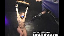 Dungeon Slave Shocked and Screwed!