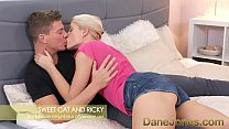Dane Jones Afternoon sex with sweet cute shy blonde girl next door