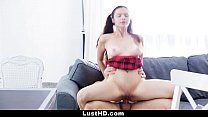 LustHD - Russian Teen Fucked By Her Classmate