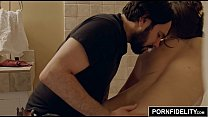 pornfidelity bath time fucking for lily love - {hot sister tumblr} thumbnail