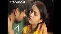 19421 Desi Wife with BF in kitchen preview