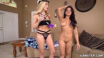 Big Tits and Big Ass On Latina Pornstar Capri Cavalli (cd12028) thumbnail