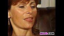 Mature Woman Do uble Penetrated In A Threeway  In A Threeway