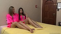 Young Lesbian Step-Cousins - Shyla Ryder, Taylor May