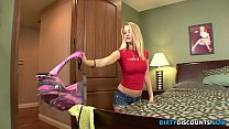 Screenshot Petite Teen Sed uces Her New Stepdaddy epdaddy