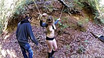 Punishing Some Bitch in The Forest and Fucking Her Senseless - 9Club.Top