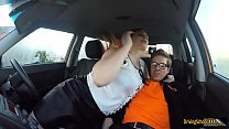 Screenshot Busty Woman Fucked By Driving Instructor