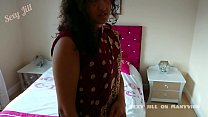 Indian maid in red saree molested, abused, tortured, gagged and forced to fuck her boss against her will - hindi audio POV Indian Preview