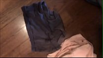 Used underwear of the mother-in-law①