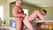BEARFILMS Burly Bear Brad Kalvo Fucks Ginger Hu