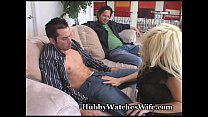 Yummy Wifey Banged By Young Stud preview image