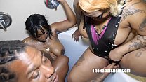 threesome freak fucking nut couples gangbang preview image