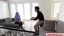 17123 FBI officer fucks curvy Arab wife right in the ass preview