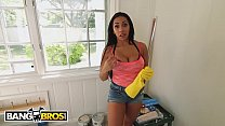 BANGBROS - My Sexy, Busty Maid Priya Price Gives Up Dat Azz For A Couple Extra Dollars thumbnail