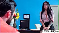 Sex In Office With Big Round Tits Girl (Katrina... Thumbnail