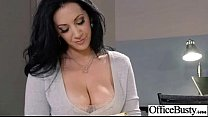 (jayden jaymes) Big Tits Office Slut Girl Get Hard Style Nailed video-20