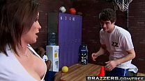 9218 Brazzers - Big Tits at School - Tap That Titty Out scene starring Diamond Foxxx and Xander Corvus preview