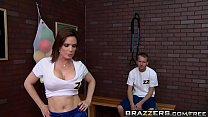 Brazzers - Big Tits at School - Tap That Titty Out scene starring Diamond Foxxx and Xander Corvus Image