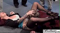 Hardcore Bang With Office Naughty Busty Girl (Monique Alexander) video-17's Thumb