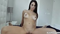 Stepson satisfies Eva Longs needs for a young cock and slams her tight milf cooch