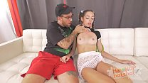 Real Girl Gets Butt Fucked by Dude She Met Online preview image