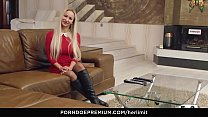 HER LIMIT - Extreme anal and deepthroating with hot Lara Onyx image