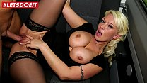 LETSDOEIT - Busty German Milf Gets Paid To Suck And Fuck thumbnail