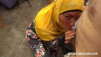 12543 Bookstore owner fucks a happy muslim milf preview