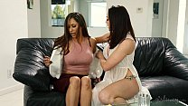 Screenshot Reena Sky an d Chanel Preston Amazing Lesbian Sex