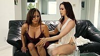 Reena Sky and Chanel Preston Amazing Lesbian Sex thumbnail