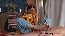 Massage Rooms Hot Thai masseuse takes hard cock in her pierced pussy صورة