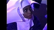Download Young Black Nun mp4
