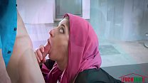 9094 Nikki Knightly In Horny Hijab Girl Unveils Her Asshole preview