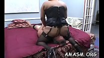 Huge melons bbw action with smothering and humiliation