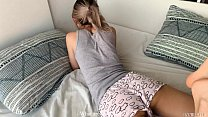 He accidentally creampied his own stepsister! -...