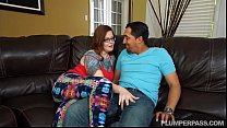 Curvy Redhead MILF Cheats on Hubby W His Best Friend