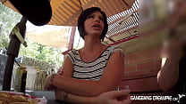 Gangbang Creampie Horny milf gets her desire filled - 9Club.Top