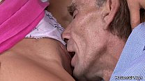 Screenshot Young gf cheati ng with her BF&#039s older man #039s older man